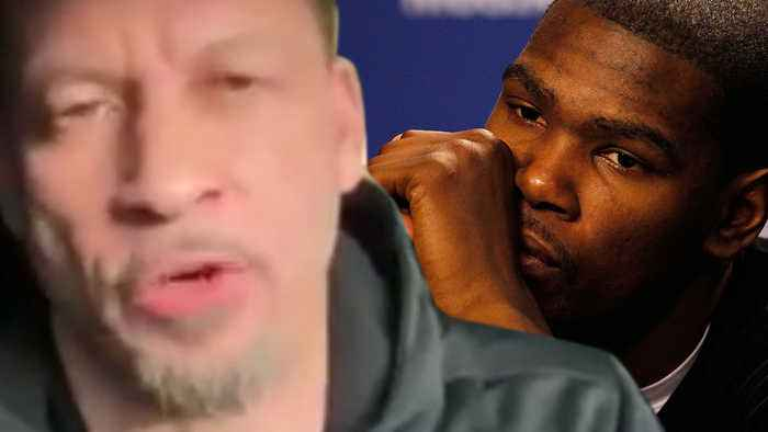 Chris Broussard SLAPS Kevin Durant With Receipts After KD's Twitter Shade!
