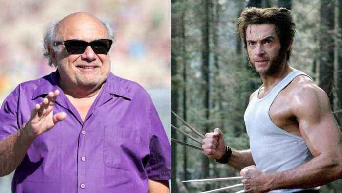 Over 23,000 Fans Sign Petition for Danny DeVito to Replace Hugh Jackman as Wolverine
