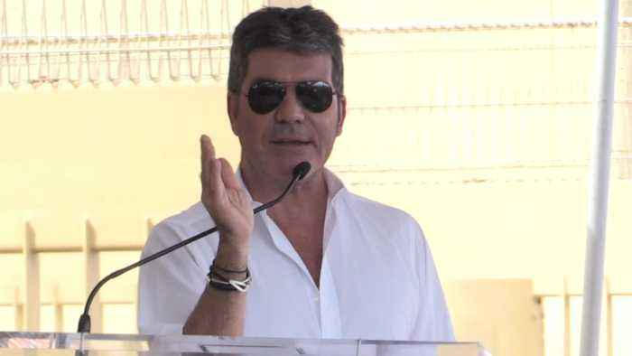 Simon Cowell Jokes There Is A New 'AGT' Villain