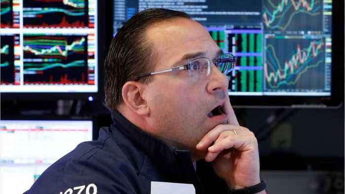 US And European Stock Markets Are In Retreat