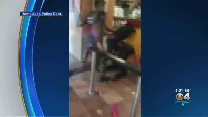 Verbal Altercation Turns Physical At Homestead Dairy Queen