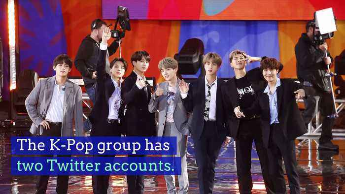 BTS Has the First Korean Twitter Account to Reach 20 Million Followers