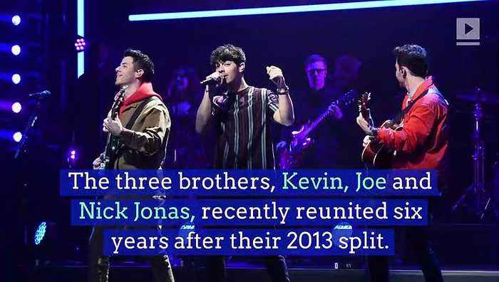 The Jonas Brothers Wanted to 'Protect the Family' With Their Split