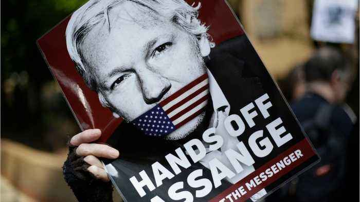 WikiLeaks founder indicted on espionage act charges