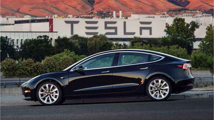 Tesla deliveries set record