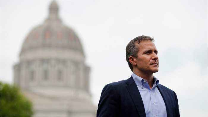 Ex-Gov Greitens is back in the Navy