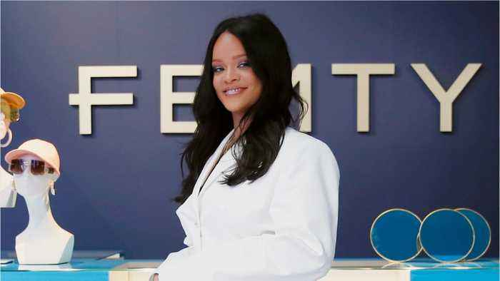 Rihanna Launches Clothing Line