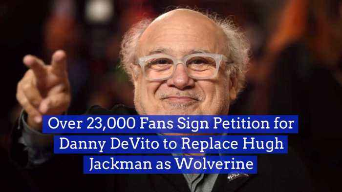 Danny DeVito Is One With The People