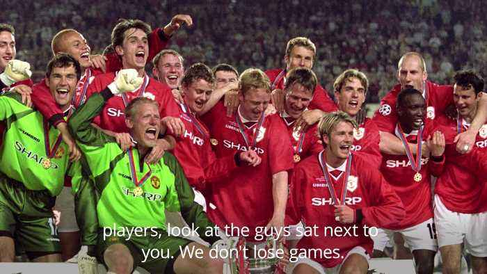 Peter Schmeichel: Incredible belief carried Man United to treble win