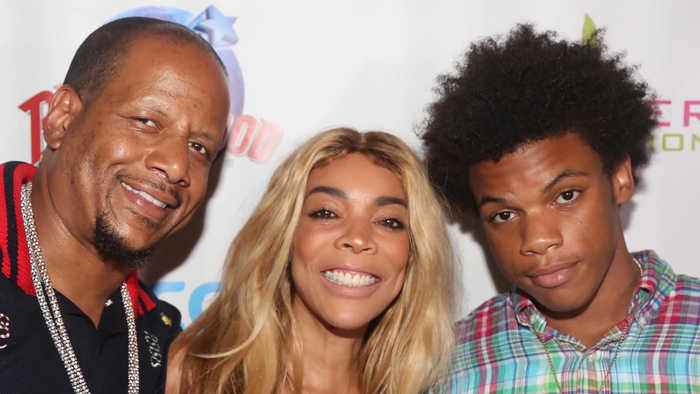 Wendy Williams' son arrested for punching father Kevin Hunter