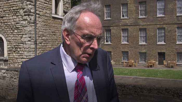 Tory MP Peter Bone backs Boris Johnson to succeed Theresa May