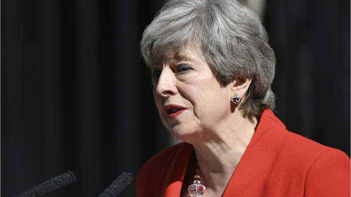 Theresa May Stepping Down As U.K. Prime Minister
