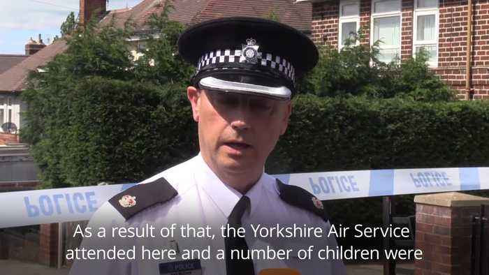 Police give statement after two boys die in Sheffield