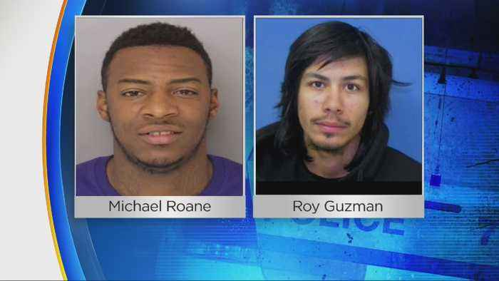 Police: 2 Men Allegedly Stole 19 Air Bags In 1 Day