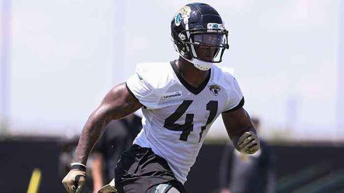 Mike Garafolo: Josh Allen likely to sit out of Jags' practices until training camp