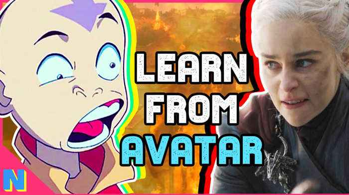 What 'Game of Thrones' Could Learn From 'Avatar The Last Airbender'