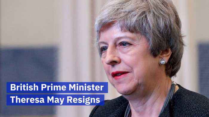 Prime Minister Theresa May Is Leaving 10 Downing Street