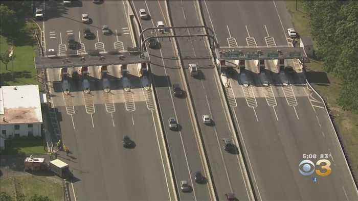 Many People Hitting The Road To Jersey Shore For Memorial Day Weekend