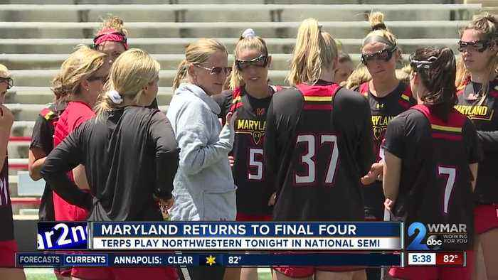 Terps playing in Final Four… again.