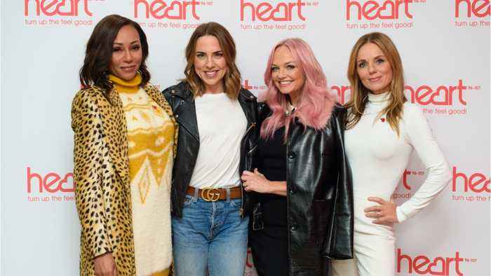 Spice Girls Kick Off Reunion Tour In The U.K.