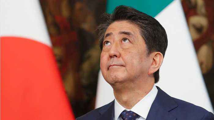 Trump To Take Trip To Japan And Meet With Prime Minister Shinzo Abe