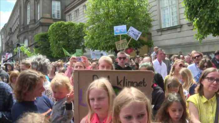 Great Thunberg; It's crazy children need to compensate for adult inaction