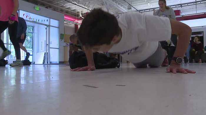 Local high school student organizes the Tri-Fit Challenge to raise mental health awareness