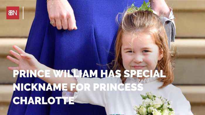 Princess Charlotte Has A Cute Nickname