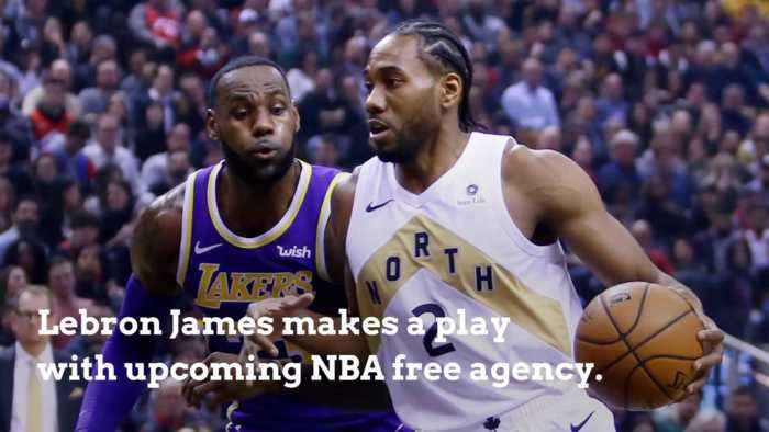 Lebron James Is The Ultimate Lakers Recruiter