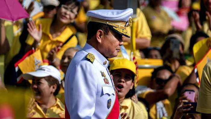 Thailand's parliament meets but military retains upper hand