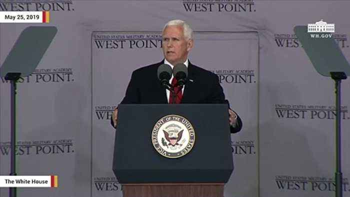 Mike Pence To West Point Graduates: You Should Expect To See Combat