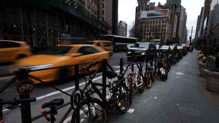 New York City Set To Experiment With Congestion Pricing In 2021