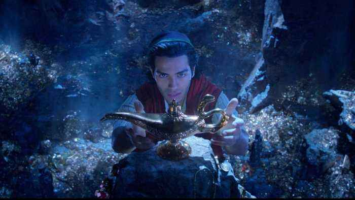 'Aladdin' Brings A Whole New World To The Box Office