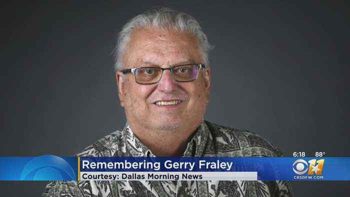 Gerry Fraley, Longtime Sports Writer For Dallas Morning News, Dies At 64