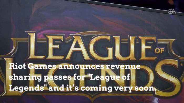 Riot Games To Add Revenue Sharing For 'League of Legends'