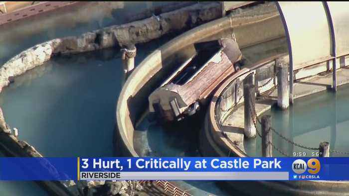 For Family, Day At Amusement Park Takes Bloody, Dangerous Turn