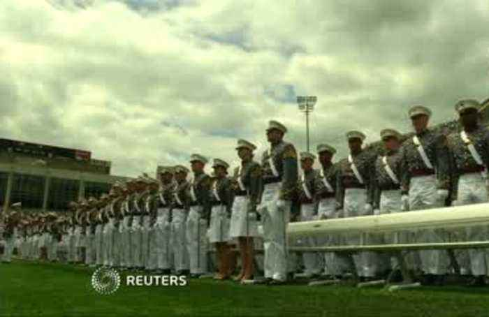 West Point Military Academy graduates its most diverse class ever