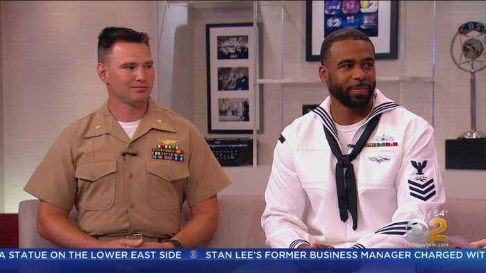 Fleet Week Message From Our Service Members