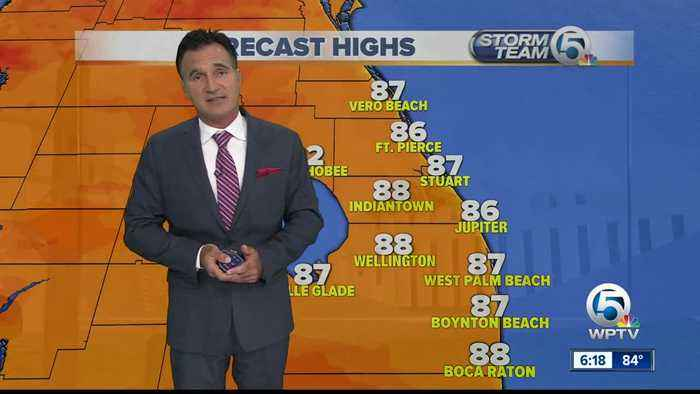 South Florida weather 5/26/19 - evening report