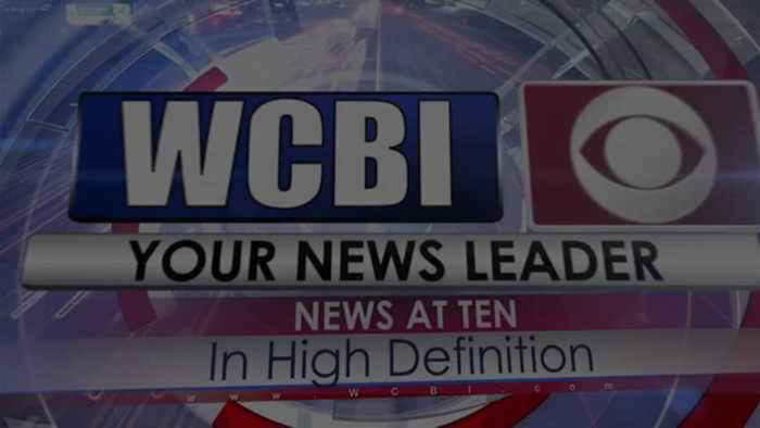 WCBI News at Ten - Saturday, May 25th, 2019