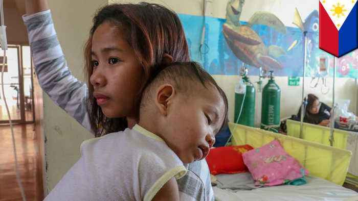 Philippine measles outbreak one of the worst in the world