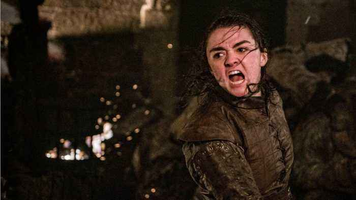 'Game of Thrones' Documentary Explains How Arya Killed The Night King