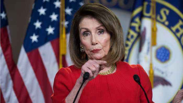 House Speaker Nancy Pelosi Attacked By Donald Trump