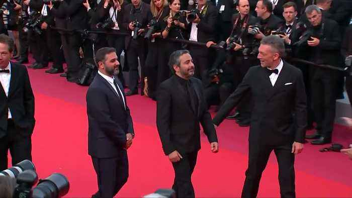 Stars walk Cannes red carpet for film festival finale
