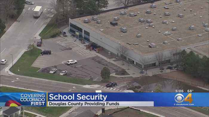 Commissioners Could Add Even More Officers At DougCo Schools