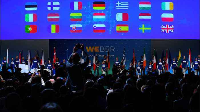 Lead European Union Candidate For The Centre-Right Wants Broad Coalition