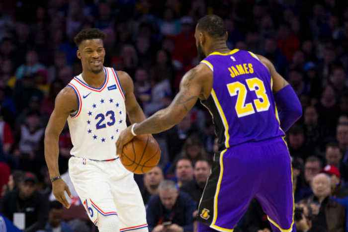 Lakers' LeBron James Looking to Recruit NBA Free Agents