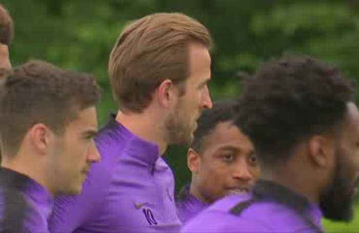 'I feel good', says Kane in race to be fit for Champions League final