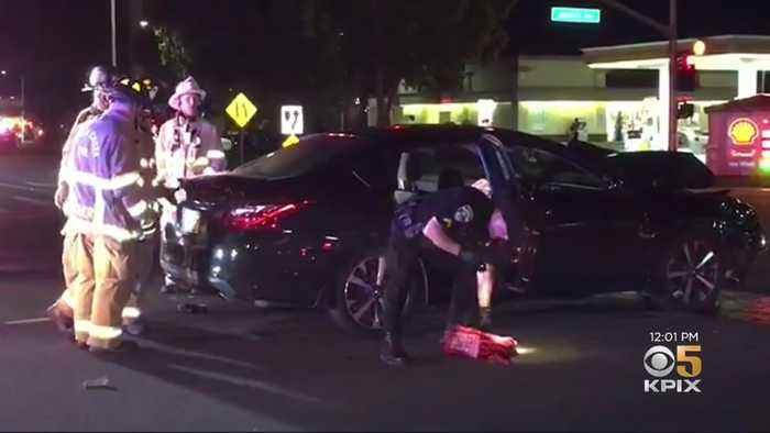 East Bay Robbery, Police Chase Ends With 3 Teens In Custody