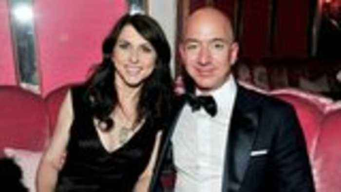 MacKenzie Bezos Signs Giving Pledge, Will Give Half of Fortune to Charity | THR News